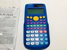 Casio FX-55 Plus Fraction Scientific 10 Digit Calculator