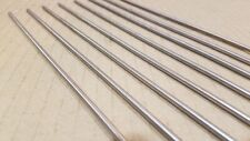 304 Stainless Steel 18 Round 11 Long Bars Rods 8 Pack
