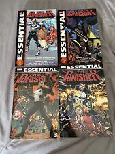 Essential Punisher Volumes 1 To 4 RARE