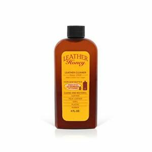 Nettoyant Pour Vetements Cuir Vinyle Meubles Automobile Chaussures Honey Leather
