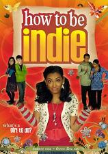 How to be Indie - Season One (DVD 3 disc) Melinda Shankar  NEW