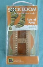 Kb Adjustable Sock Loom Knitting Board Dvd Hook Instructions 890531001429
