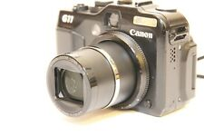 CANON Power Shot G11 Digital Camera 10MP 5x Image Stabilizer Ultrasonic PC1428