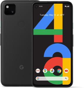 Google Pixel 4a 128GB (G025J) Just Black (Unlocked) Fully Functional Smartphone