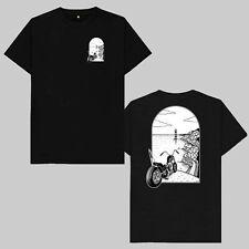 Chopper Coast Highway Motocicleta T-Shirt