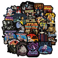 100 Star Wars Vinyl Stickers Graffiti Bomb Car Laptop Skateboard luggage Decals