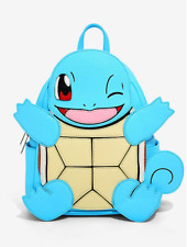 Loungefly Pokémon Squirtle Mini Backpack - New