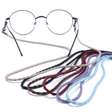Leather String Rope Adjustable End Glasses Neck Strap Exquisite Eyeglass Cord