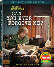 Can You Ever Forgive Me? Melissa McCarthy Blu-ray With DVD, Digital Copy