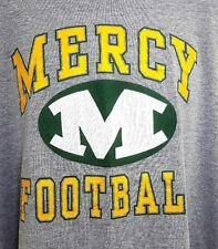 Vintage 80's Russell Athletic Mercy Football Pride and Commitment T-Shirt XL