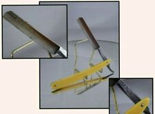 """Vintage Robeson Shur Edge Straight Razor Rochester NY """"...Fits your Face"""""""