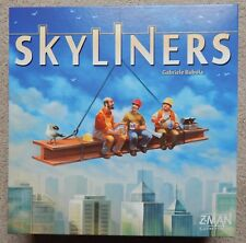 SKYLINERS ~ Z-MAN GAMES ~ BRAND NEW! ~ AGES 8+ ~ 2015 ~ (GERMANY, MONOPOLY?)