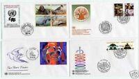 UNO Genf FDC Jahrgang 1993 komplett 225 - 242