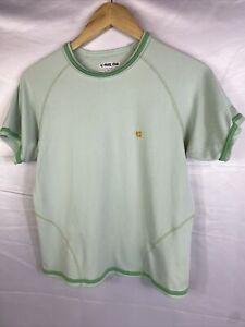 Pearl Izumi Womens Size Medium Mint Green Short Sleeve Bike Shirt