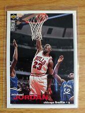 Michael Jordan 1995 Upperdeck Collectors Choice #45