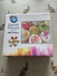 Cupcakes Jigsaw Puzzle 500 Piece