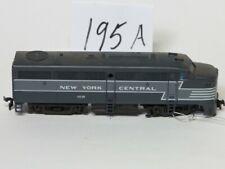 Frateschi New York Central HO Scale FA Diesel Locomotive