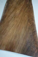 Burr Walnut Veneer   2 sheets @ 65 cm by 31 cm (1552)