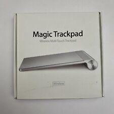Apple MC380LL/A Magic Trackpad - Silver Bluetooth Wireless