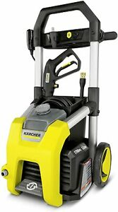 Karcher 1700 PSI/1.2 GPM Electric Pressure Washer Kit w/Multiple Accessories