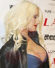 Christina Aguilera 8X10 Glossy Photo Picture Image ca44