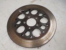 honda ft500 ascot 500 rear back wheel brake disc disk rotor 82 83 1982 1983