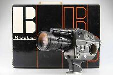 Beaulieu 4008 ZM II Cinema mit Schneider Kreuznach Optivaron 1,8 6 66 mm  85493