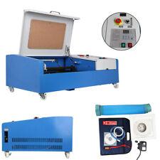 Ridgeyard Laser Machine Laser à Graver Engraving Cutting Machine Engrave 40W CO2