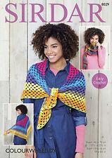Women's Scarf Shawls Patterns
