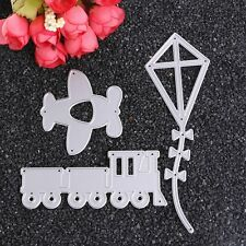 Kite Metal Cutting Dies Stencil DIY Scrapbooking Album Paper Cards Embossing