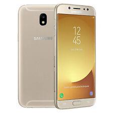 "SAMSUNG Galaxy J7 J730 2017 3GB RAM 16GB ROM 5.5"" Dual SIM Smartphone Gold"