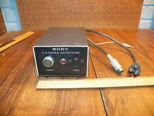 Vintage SONY Video Camera Adaptor