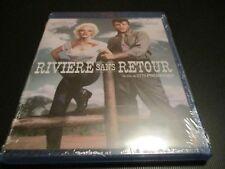 "BLU-RAY NEUF ""RIVIERE SANS RETOUR"" Marilyn MONROE, Robert MITCHUM"