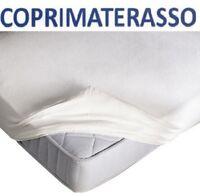 COPRIMATERASSO singolo 1 piazza elasticizzato 100x200 spugna OR