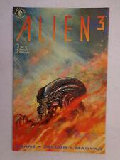 Aliens 3 Suydam Grant Taylor Magyar Massara #1 Dark Horse Comic June 1992 NM