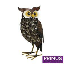 Primus Marron Woodlands Hibou Décoration De Jardin Sculpture idée cadeau PQ1210