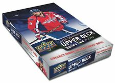 2015-16 Upper Deck Series 2 Hobby Box NHL hockey cards