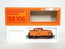 PIKO BR106 Diesel Locomotive DR 106 256-1 HO Gauge LN ORIGINAL BOX Made in GDR