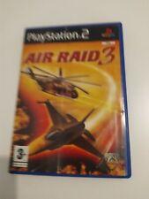 AIR RAID 3 PS2  PLAY STATION 2 JUEGO COMPLETO