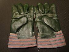 5 Paar Latexkautschuk Palm Coat Arbeitsschutzhandschuhe 230mm