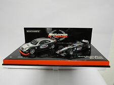 McLaren Mercedes MP4-16 Mercedes CLK Coupé M. Hakkinen 1/43 Minichamps 402014303