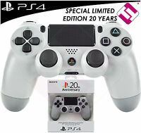 MANDO PS4 EDICION LIMITADA 20TH ANIVERSARIO CONTROLADOR DUALSHOCK PLAYSTATION 4