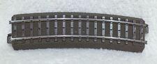 Märklin 24315 gebogen C rail R3 = 515 mm / 15° afneembare bermen Volledig nieuw