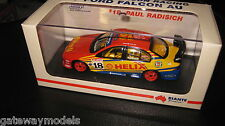 BIANTE 1/43 PAUL RADISICH #18 2001 FORD FALCON AU XR8 V8 DICK JOHNSON RACING