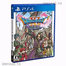 Dragon Quest XI DQ 11 Echoes of an Elusive Age PS4 DRAGON QUEST 11 Japanese Ver.