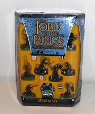 2003 Lord of the Rings - COMBAT HEX STARTER SET - Boxed MIB
