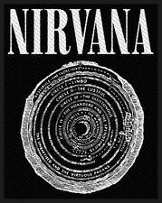 "Nirvana "" Vestibule "" Patch/Aufnäher 602542 #"