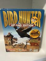 Bird Hunter 3D Upland Edition PC Game.  Sealed. New in Big Box