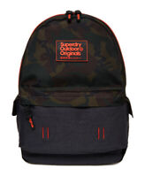 Superdry Mens Rucksack / Backpack 'Camo Inter Montana'