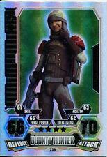 Star Wars Force Attax Series 3 Card #239 Dengar